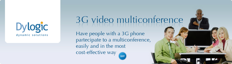 3GvideoMulticonference