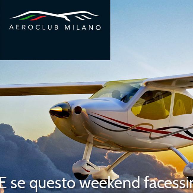 Aeroclub Milano sito