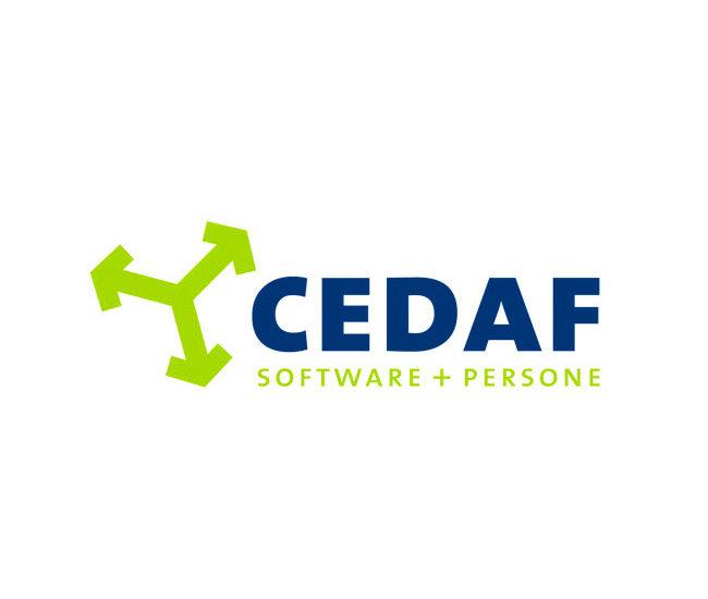Cedaf logotipo