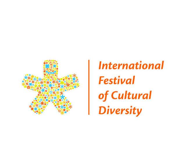 festival of cultural diversity logotipo