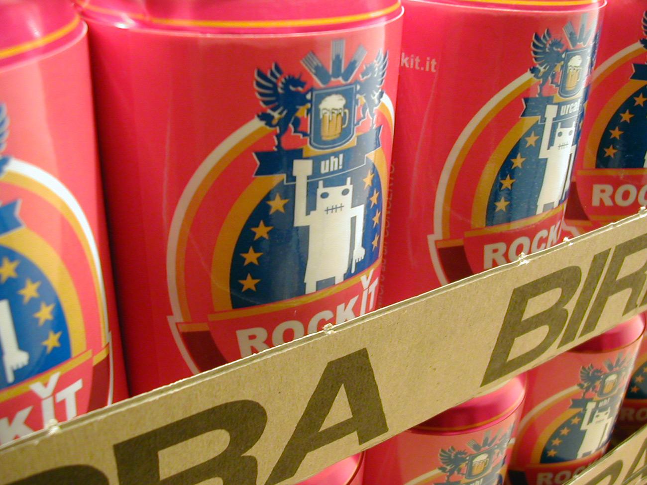 Merchandising Rockit