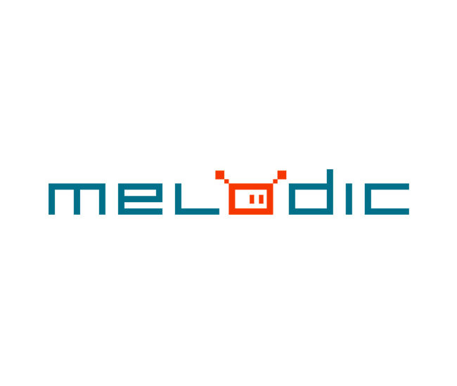 Melodic Logotipo