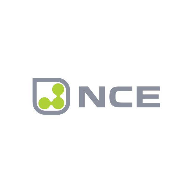 NCE logotipo