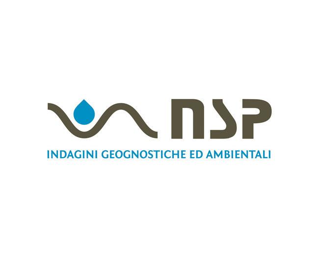 NSP logotipo