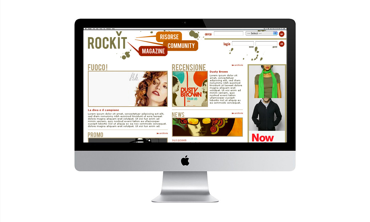 rockit sito
