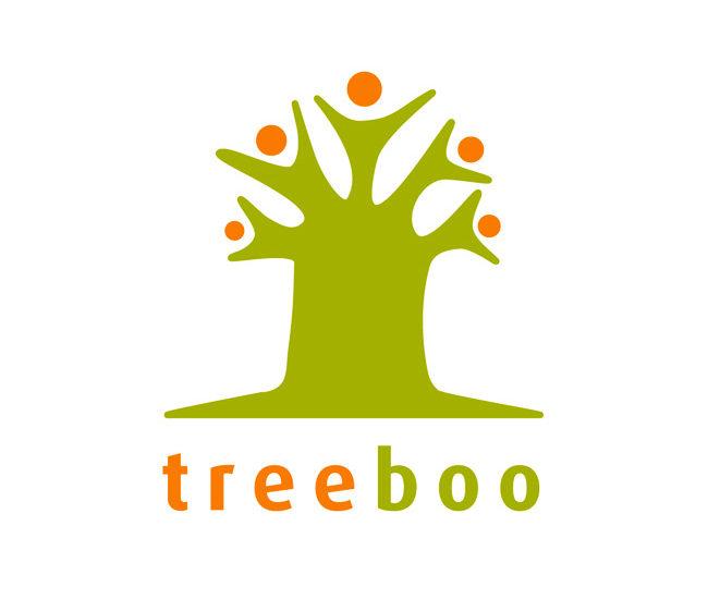 Logotipo Treeboo