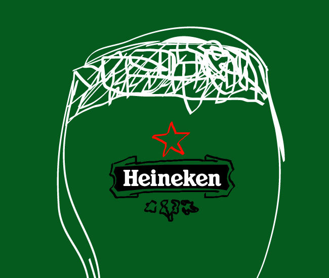 Heineken invito