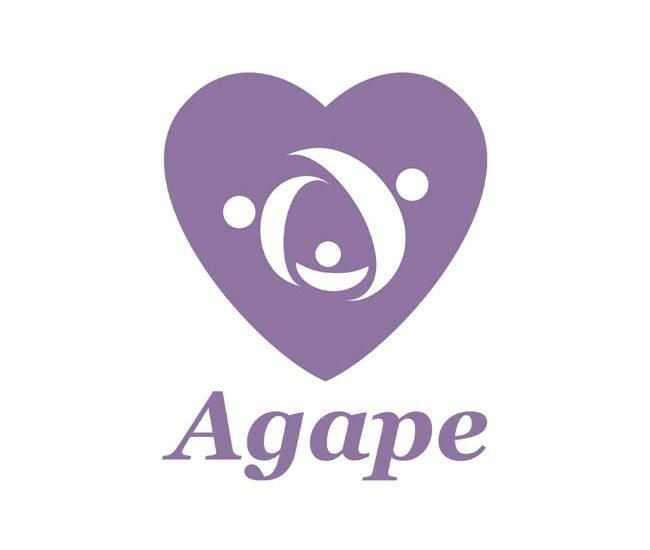 Logotipo Agape Onlus